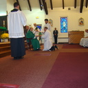 Lou Brune is instituted as an acolyte photo album thumbnail 1